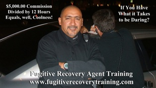 Fugitive Recovery Agent Training Los_Angeles_Schools