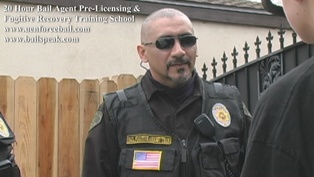 Fugitive Recovery Agent Training San Jose Prelicensing